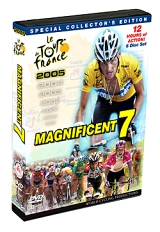 2005 Tour De France DVD - 12 Hour Set